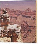South Rim, Grand Canyon Wood Print
