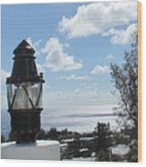 South Shore Bermuda Wood Print