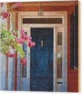 Southern Door Wood Print