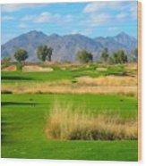 Southern Dunes Golf Club - Hole #14 Wood Print