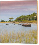 Southern Living - Sullivan's Island Sc Wood Print