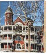 Southern Virginia University Wood Print