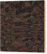 Southwest Accent Wood Print