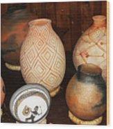 Southwest Kiln Conference Wood Print