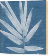 Spa Bamboo 2- Art By Linda Woods Wood Print