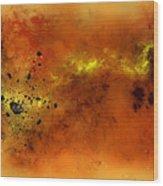 Space012 Wood Print