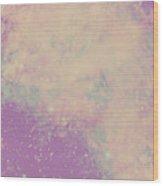 Spacebound Wood Print