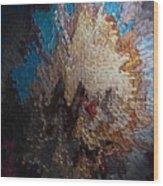 Spacescape 2 Wood Print