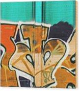 Spades Wood Print