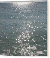 Sparkles Wood Print