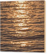 Sparkling Water Wood Print