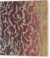 Sparks Wood Print