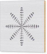Sparrowhawk 3 Wood Print