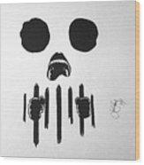 Speak No Evil Wood Print