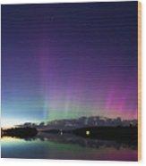 Spectrelight Wood Print