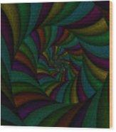 Spellbinding IIi Wood Print