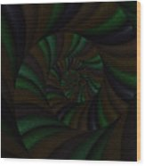 Spellbinding V Wood Print