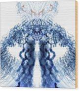 Spermatosaurus Wood Print