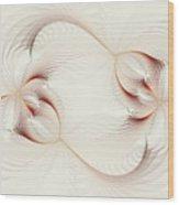 Spher Eye 1 Wood Print