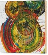 Sphere Series 50.041011 Wood Print