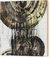 Spherical Joy Series 61.041411 Wood Print