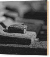 Spick Wood Print