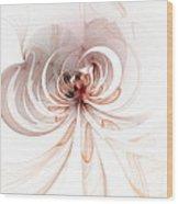 Spiderlily Wood Print