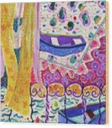 Spinola Bay Wood Print