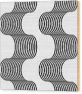 Spiral_02 Wood Print