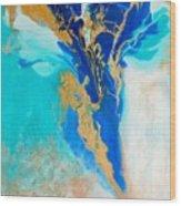 Spirit Dancer Wood Print