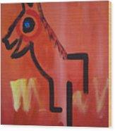 Spirit Horse Wood Print