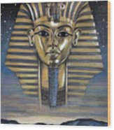 Spirit Of Egypt Wood Print