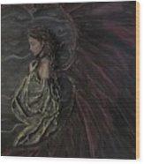 Spirit Of Regret Wood Print