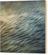 Spirit Sailing Wood Print