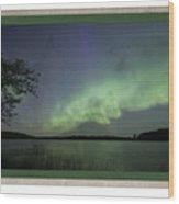 Spirit Wolf Collection - 1 Wood Print