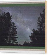 Spirit Wolf Collection - 5 Wood Print