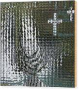 Spirits Of The Cross Wood Print