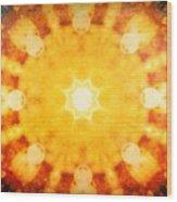 Spirits Towards The Sun Wood Print