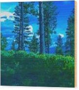 Spiritual Awakening  Wood Print