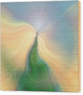 Spiritual Journeys Wood Print