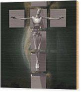Spiritual Prototype Artificial Wood Print