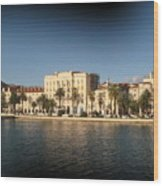 Split- Croatia Wood Print