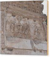 Spoils Of Jerusalem Wood Print
