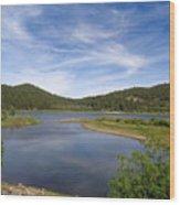 Spooner Lake Wood Print