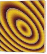 Spot 1 Wood Print