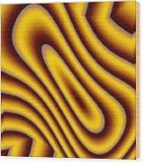 Spot 2 Wood Print