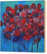 Spring '09 Wood Print