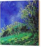Spring 459060 Wood Print