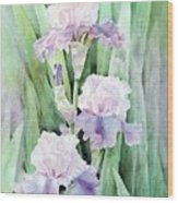 Spring Abounds Wood Print by Bobbi Price