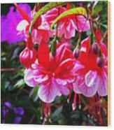 Spring Blossom 6 Wood Print